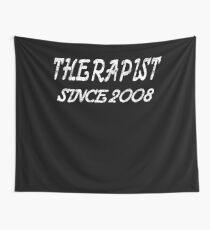 Therapist Since 2008 Tela decorativa