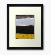 New York, Manhattan, Brooklyn, New York City, architecture, street, building, tree, car,   Framed Print