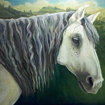 Rocco the Renaissance Horse by truecolors