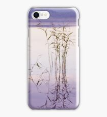 Morning Zen. Pearly Moments of Sunrise. Ladoga Lake. Northern Russia iPhone Case/Skin