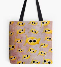 Color Chaos Collection -- Goin'Bananas Tote Bag