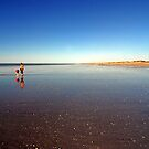 Eighty Mile Beach,  Western Australia by Adrian Paul