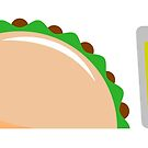 Tacos and Tequila by Luke Baker