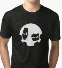 Smart Enough to Know Better - Logo Tri-blend T-Shirt