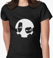 Smart Enough to Know Better - Logo Women's Fitted T-Shirt