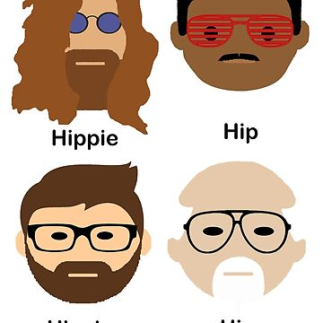 Hippie evolution by BeMyGoodTime