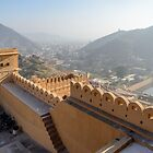 Amer Fort 02 by Werner Padarin