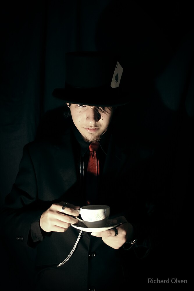 The Mad Hatter by Richard Olsen