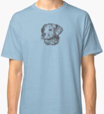 Scruffy Puppy Classic T-Shirt