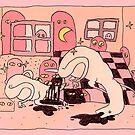 Brainsoup Hellhole  by jomajaba