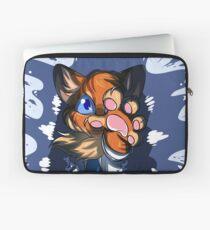 Furry Flametail Dies Laptop Sleeve
