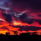 cloncurry sunset by joanne hope