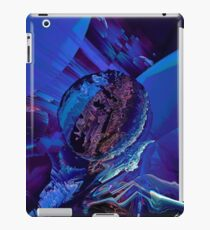 Shape of Water - Pt. 2 iPad Case/Skin