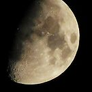 A Cold Moon by DavidWHughes