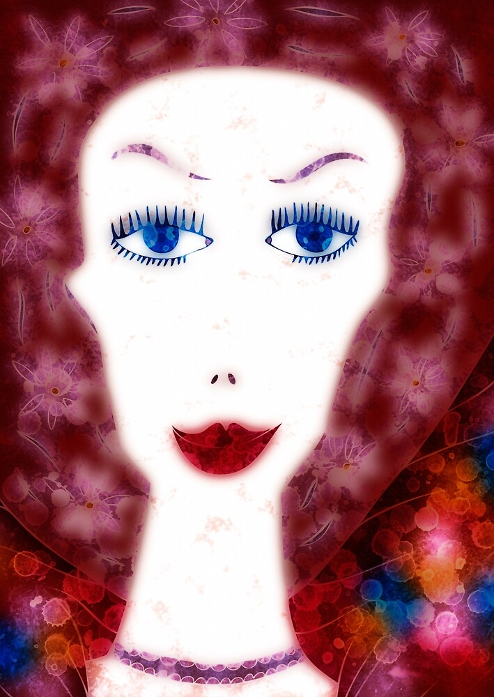 Mademoiselle by whimsydesign