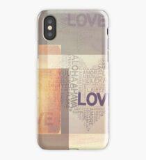 Love Vintage  iPhone Case/Skin