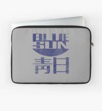 Blue Sun Vintage Style Shirt (Firefly/Serenity) Laptop Sleeve