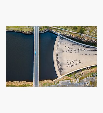 Spillway Road Photographic Print