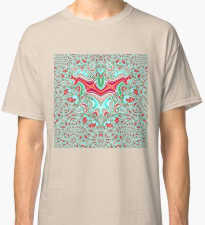 Abstract Bat Classic T-Shirt