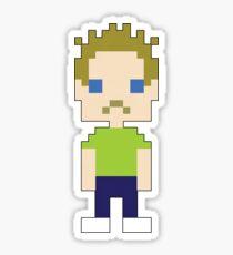 Stick-a-Steve! Sticker