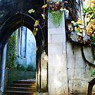 St Dunstan in The East Church Ruin London by carinacraftblog