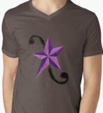 Paint Splatter - Aria Blaze Mens V-Neck T-Shirt