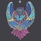Eagle Totem by Jezhawk