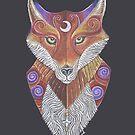Fox Totem by Jezhawk