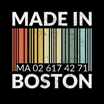 Made in Boston by zeno27