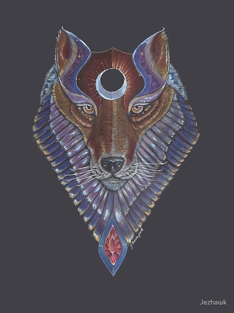 Wolf Totem by Jezhawk