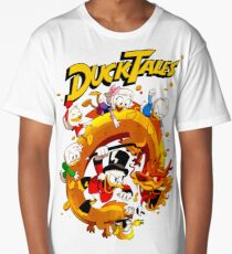 duck tales Long T-Shirt