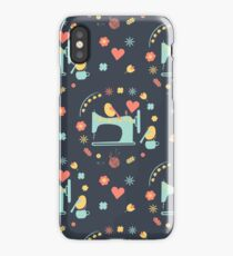 Love sewing iPhone Case
