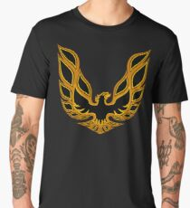 Pontiac Firebird Graphic Logo  Men's Premium T-Shirt