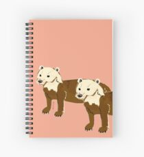 Speothos the bush dog 1 Cuaderno de espiral
