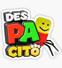 Despacito spider Sticker