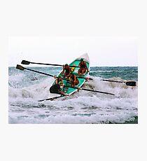 Lorne SLSC surf carnival Feb 2009 (14) Photographic Print