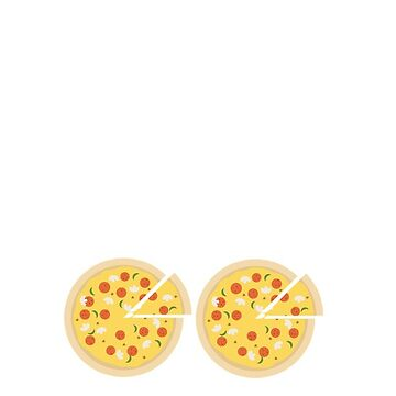Pizza by DeanWear