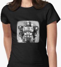 Do the Robot - TTV Women's Fitted T-Shirt