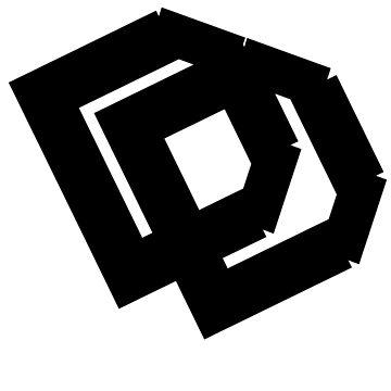 New DDA Logo (Black) by delilahdesanges