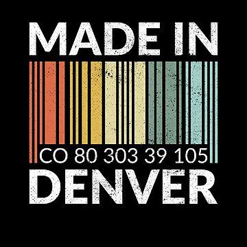 Made in Denver by zeno27
