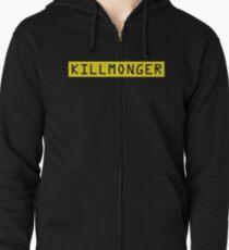 KILLMONGER Zipped Hoodie