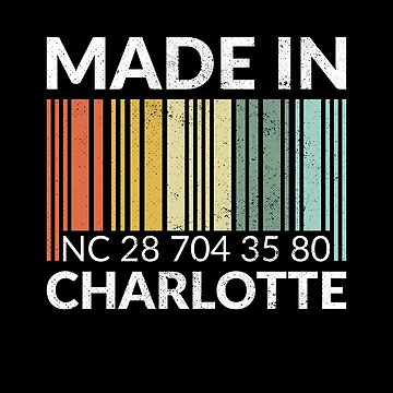 Made in Charlotte by zeno27
