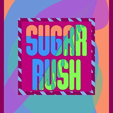 Super Sweet Sugar Rush by The-Mister-Keys