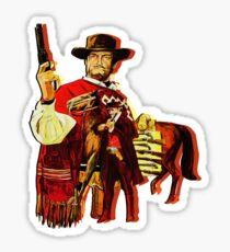 Clint & Cleef Sticker