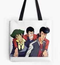 Lupin Family Reunion Tote Bag