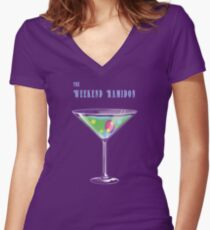 The Weekend Hamidon Women's Fitted V-Neck T-Shirt