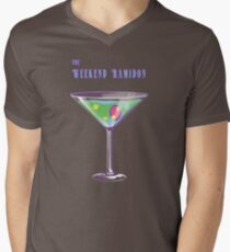 The Weekend Hamidon Men's V-Neck T-Shirt