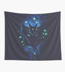 Grunge Transformers: Decepticons Wall Tapestry