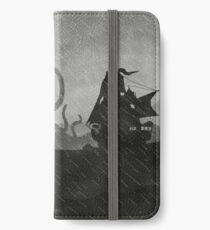 Rainy Ship & Kraken iPhone Wallet/Case/Skin