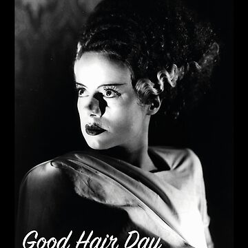 Bride of Frankenstein – Good Hair Day by madra
